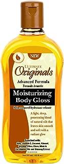 Best ultimate originals moisturizing body gloss Reviews