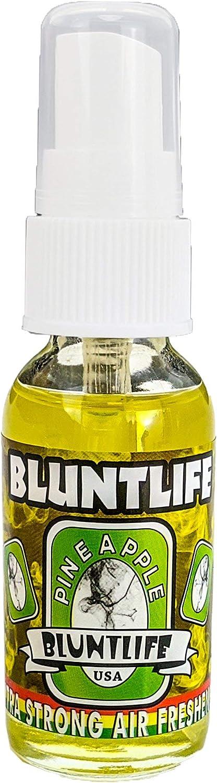 BluntLife Air Freshener Spray Max 75% OFF 1.0 Ranking TOP2 oz. - Choo Bottle Lasting Long