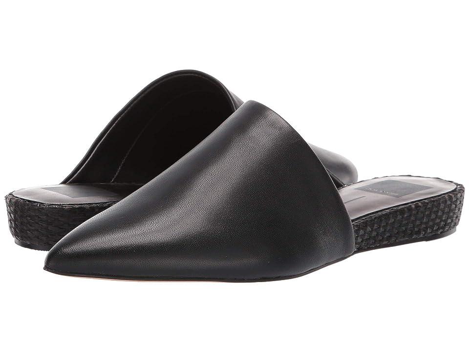 Dolce Vita Ekko (Black Leather) Women