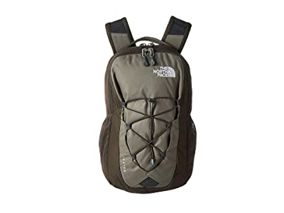 The North Face Jester Backpack (New Taupe Green Combo/High-Rise Grey) Backpack Bags