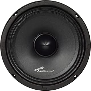 "Audiopipe 8"" Mid Range Speaker(Sold Each) 500W Max 8 Ohms"