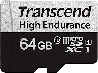 Transcend TS64GUSD350V 64GB UHS-I U1 Micro SD memory Card