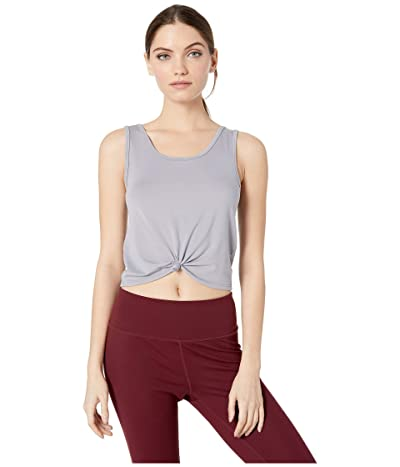 Onzie Knot Crop Top (Fossil) Women