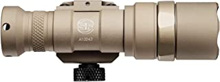 M300C-Z68-TN Scout Light, 3V, M75 Thumb Screw Mount, 500 Lumens, Tan, Z68 Click On/Off Tailcap