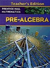 Mathematics Pre-Algebra, Teacher's Edition