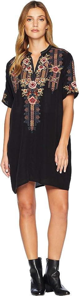 Aaliah Easy V-Neck Dress
