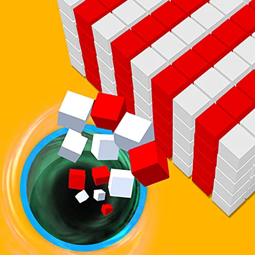 black hole games to collect color hole cubes 3d puzzle games 2020