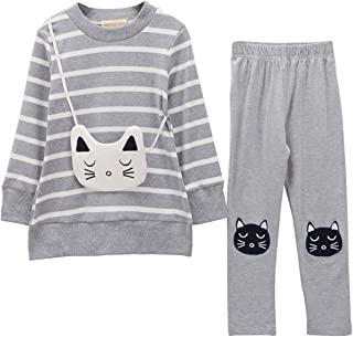 Du.Anyozu Toddler Baby Girls Floral Hooded Sweatshirt Long Sleeve Pullover Hoodie Sweater Tops with Pocket