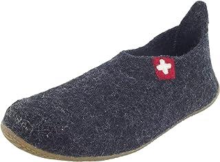 Living Kitzbühel Slipper Schweizer Kreuz, chaussons d'intérieur enfant mixte