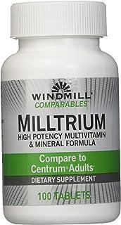 Windmill MILLTRIUM H/P Multi-VIT TAB 100 (061AM)
