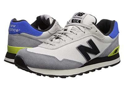 New Balance Classics ML515v1-USA (Nimbus Cloud/Sulphur Yellow) Men