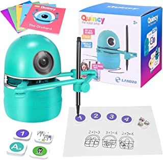 Mumoo Bear Robot Artist for Painting/Spelling/Mathematics, Intelligent Automatic Drawing Robot with CE, USB Educational Ro...