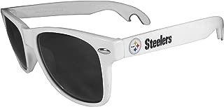 Siskiyou NFL Unisex Beachfarer Bottle Opener Sunglasses, Purple