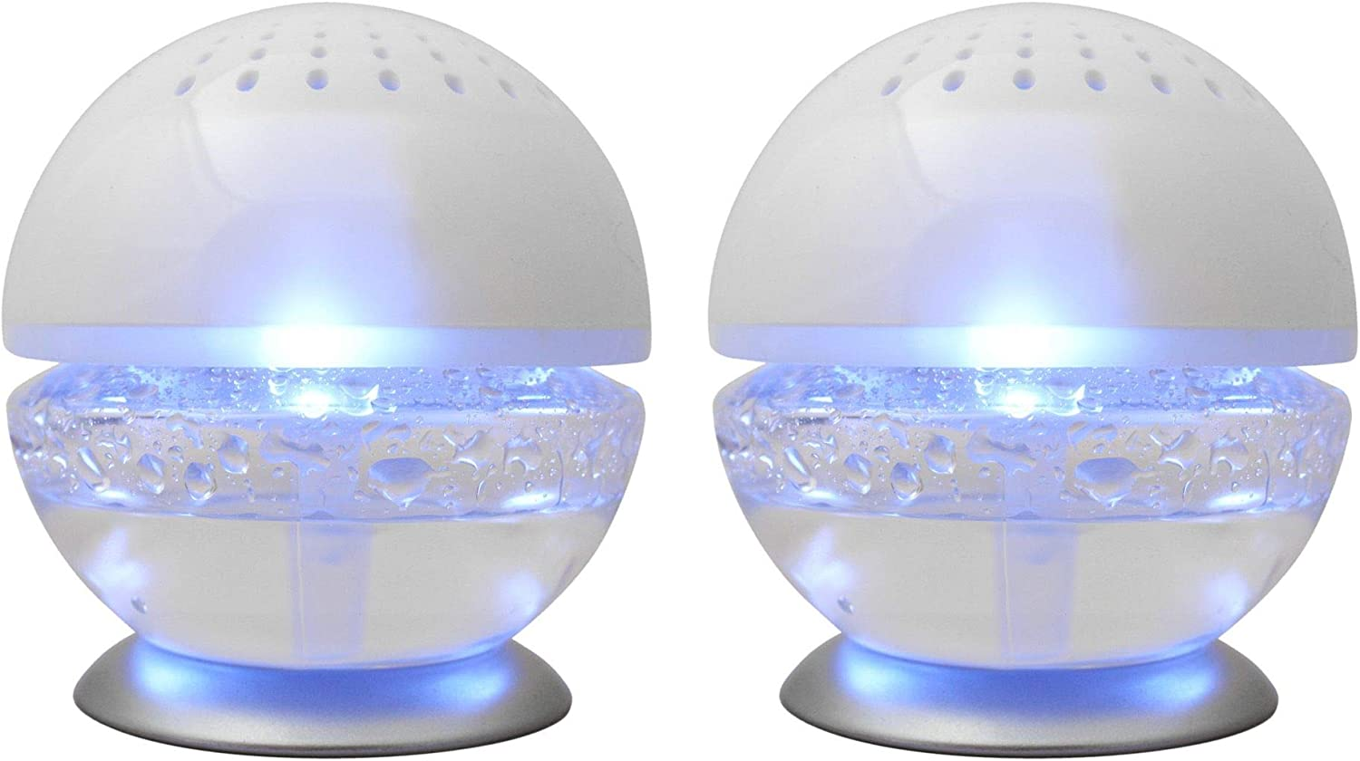 Free shipping New EcoGecko 2 Units Little Squirt Water Glowing Air A Revitalizer Selling rankings