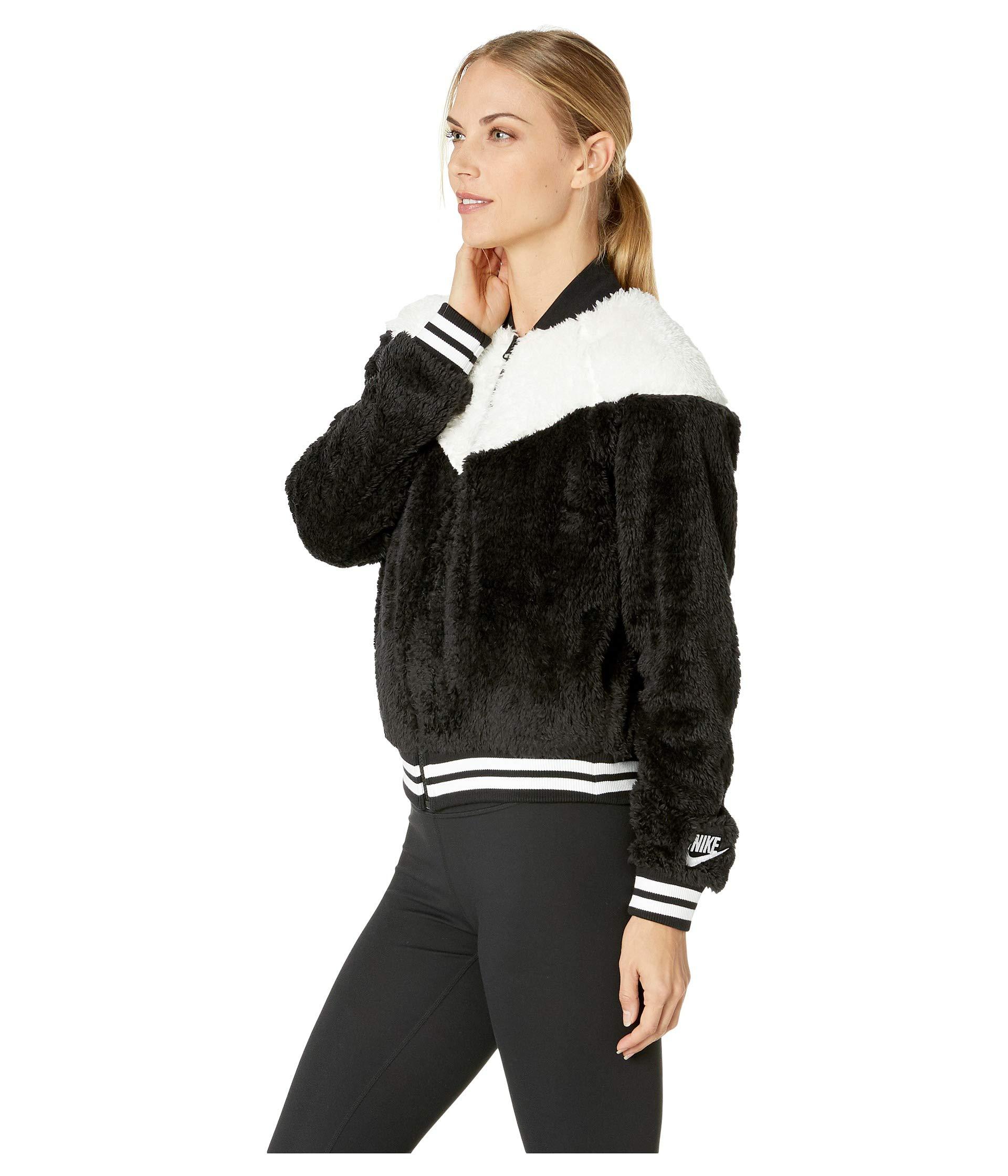 Sportswear white Wolf Bomber Nike Jacket Black sail 7g4nxaq