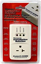 Pipeman's Installation Solution AC 220v Surge Brownout Voltage Protector 3600 Watts Air Conditioner (New Model)
