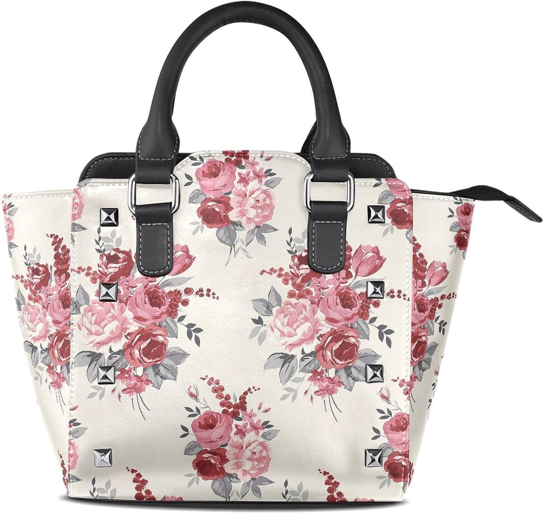 Sunlome Tote-Schulterhandtaschen für Damen B07BBPXK41  Moderne und stilvolle Mode