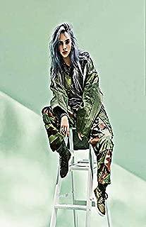 FoveroPoster Best Billie Elish Poster 12x18 Inch Rolled Poster