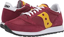 buy online 47667 09e31 Saucony originals jazz o mono burgundy, Shoes + FREE ...