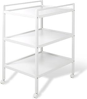 Estantería de cambiador Alisa, de Geuther blanco blanco-blanco Talla:54,5 x 94 x 73 cm