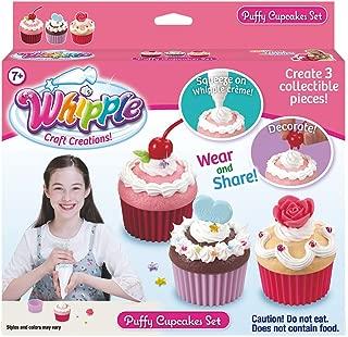 Whipple Puffy Cupcake Set