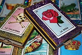 loteria matchboxes