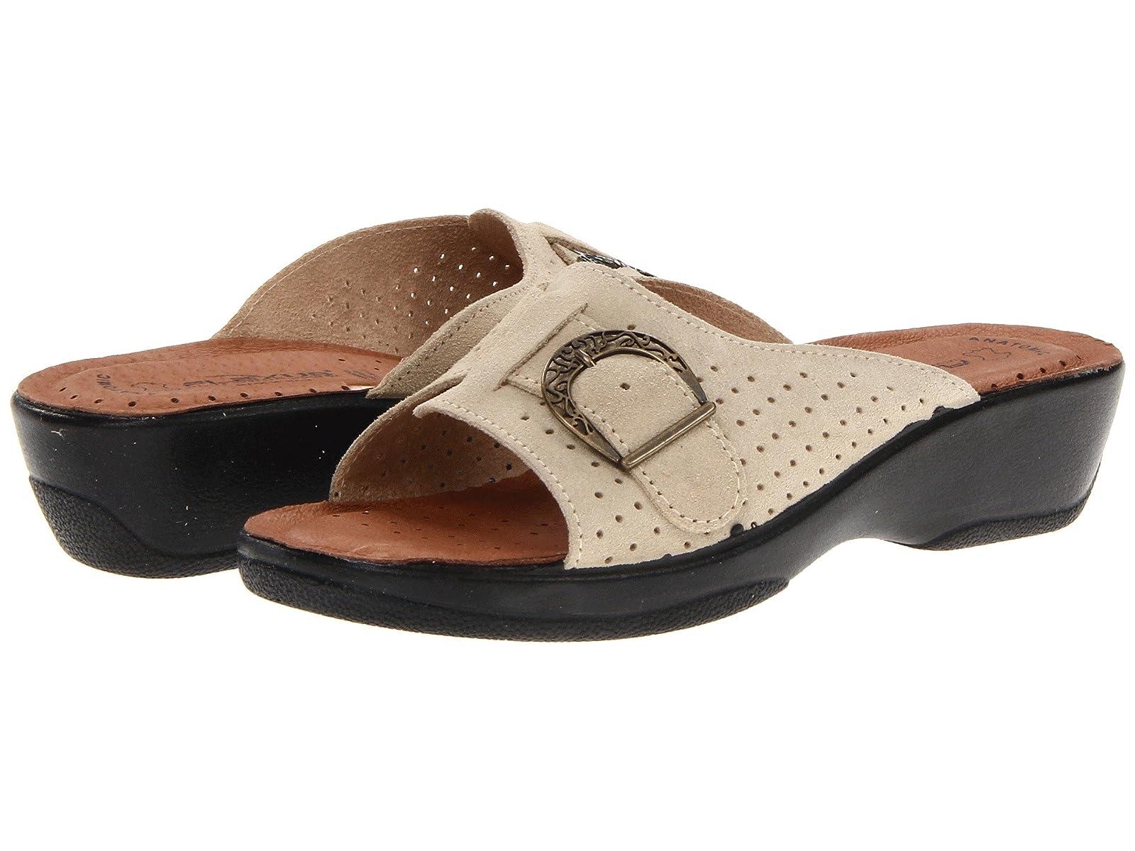 Spring Step EdellaAtmospheric grades have affordable shoes