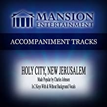 jerusalem the holy city accompaniment track