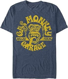 Gas Monkey Men's Dallas Logo T-Shirt