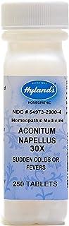 Hyland's Aconitum Napellus, 30X, Tablets, 250 tablets