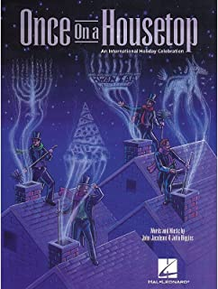 Hal Leonard Once On A Housetop (Preview CD) (Standard)