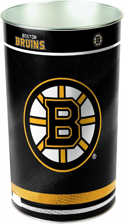 55% OFF NHL Boston Bruins Industry No. 1 Wastebasket