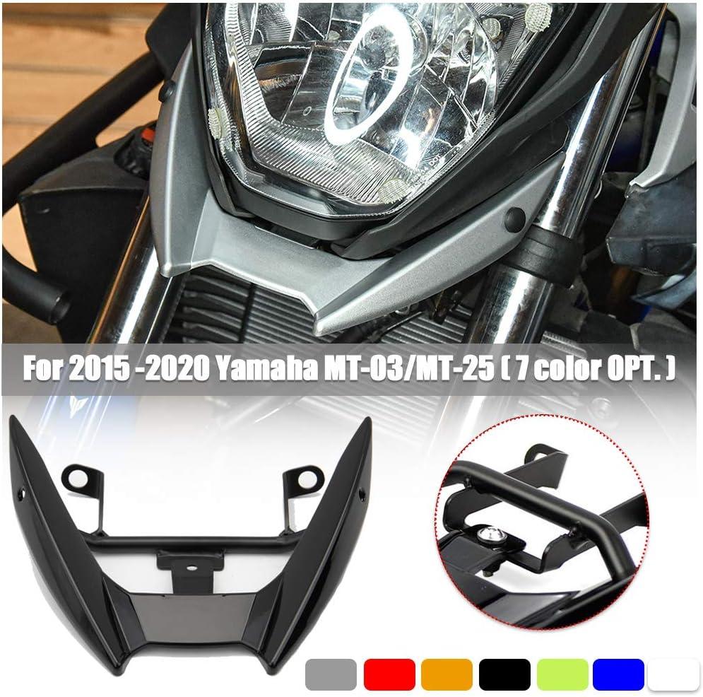 Fayedenicy MT03 MT25 Accessories Front Motorcycle Low price Headlight Beak Superior