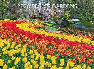 2020 Secret Gardens Calendar