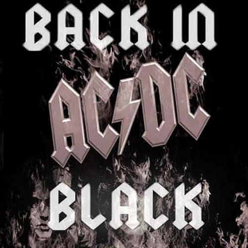 AC/DC Back in Black LWP