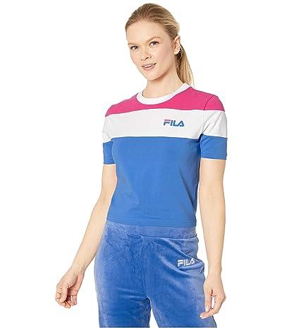 Fila Maya Crop T-Shirt