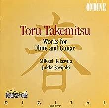 Takemitsu, T.: Toward the Sea / All in Twilight / Ring / Folios (Helasvu)