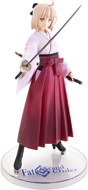 Fate   Grand Order SPM figures Saber   Soji Okita