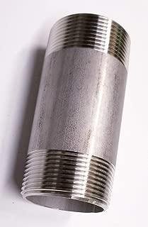 TIB Stainless Steel Pipe Nipple 2