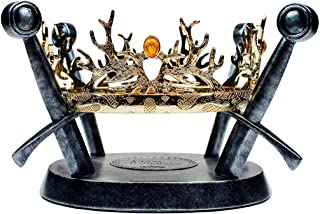 Factory Entertainment Game of Thrones - The Royal Crown of The Houses Baratheon & Lannister Play Set