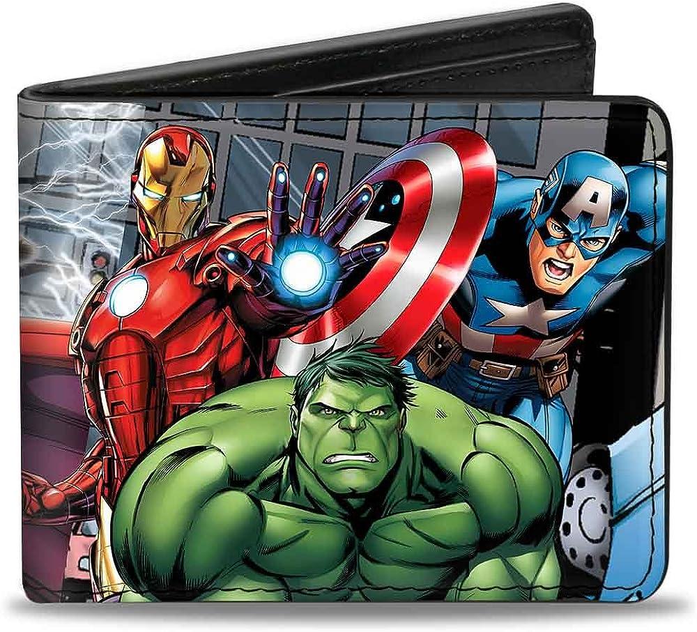 Buckle-Down Bifold Wallet Avengers