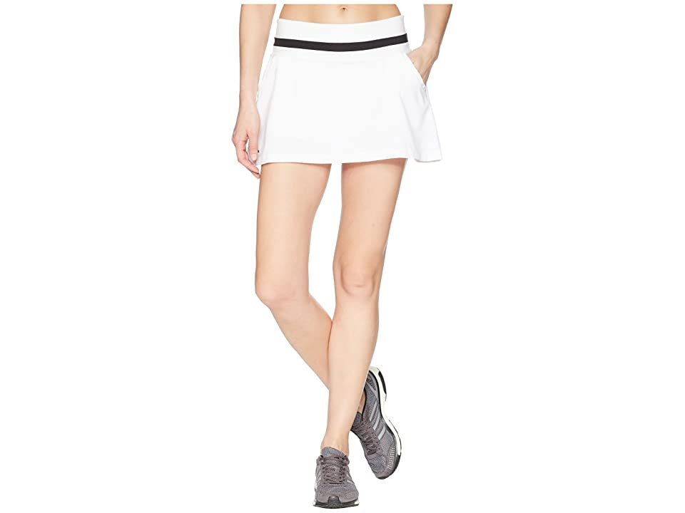 adidas Club Skirt (White) Women