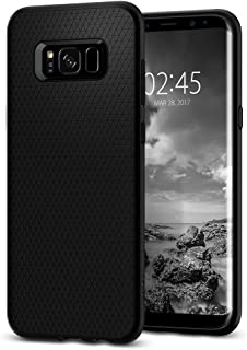 Spigen Liquid Air Armor Designed for Samsung Galaxy S8 Case (2017) - Black