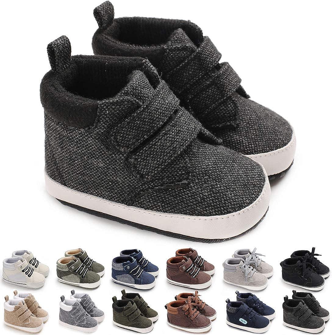 KaKaKiKi Infant Baby trust Cheap Boys Girls Sneakers S Canvas Toddler Rubber