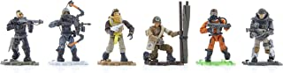 Mega Construx Call of Duty Bundle of 6 Figures
