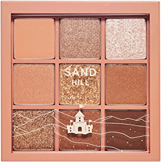 Etude House Play Color Eyes #Sand Hill Eye Shadow Palette