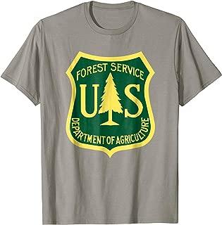 U.S Forest Service T-Shirt   Classic Logo