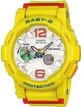 Casio 2018 BGA180-9BCR Watch Baby-G G-Lide Ana-Digital Yell