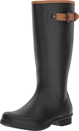 City Solid Tall Boot