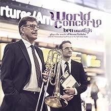World Concerto Bass Trombone and Brass Band
